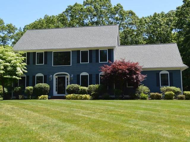 49 Bridle Path, Franklin, MA 02038 (MLS #72727444) :: Exit Realty