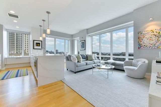 400 Stuart Street 15C, Boston, MA 02116 (MLS #72727500) :: Zack Harwood Real Estate | Berkshire Hathaway HomeServices Warren Residential