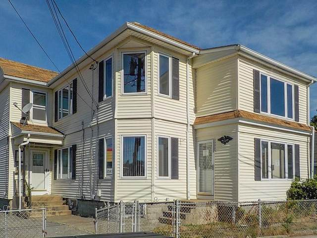 1427 Plymouth Ave, Fall River, MA 02721 (MLS #72727521) :: Westcott Properties