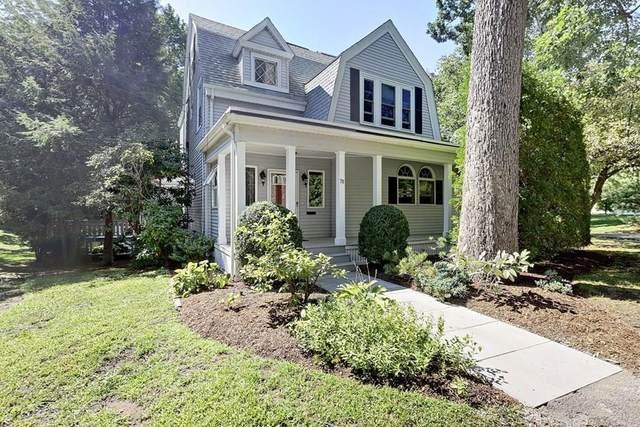 78 Woodbine St, Newton, MA 02466 (MLS #72727558) :: Cosmopolitan Real Estate Inc.