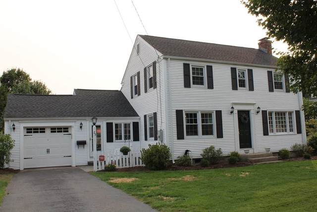25 Arvesta St., Springfield, MA 01118 (MLS #72727598) :: Exit Realty