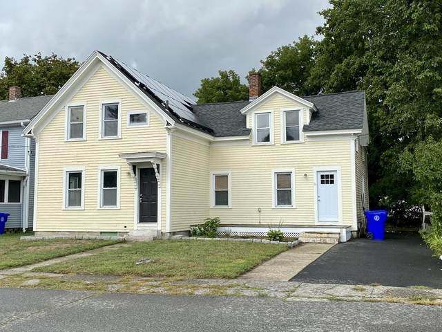36 Chapel St, Shirley, MA 01464 (MLS #72727611) :: Re/Max Patriot Realty