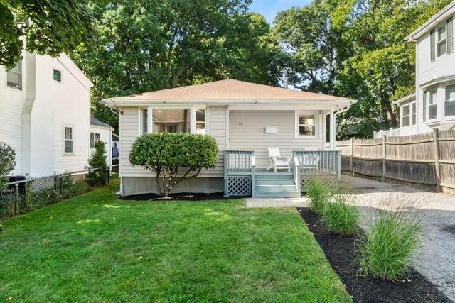 16 Albemarle Road, Waltham, MA 02452 (MLS #72727621) :: Boylston Realty Group
