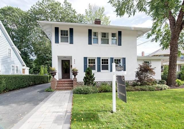 444 Prospect Street, Norwood, MA 02062 (MLS #72727644) :: Trust Realty One
