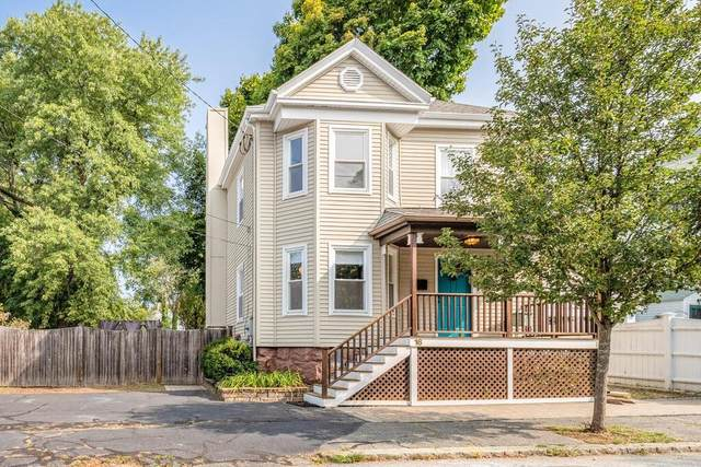 16 Harrison Ave, Beverly, MA 01915 (MLS #72727653) :: Exit Realty