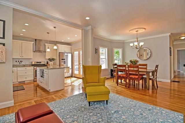 239 Boston Ave #1, Medford, MA 02155 (MLS #72727674) :: Parrott Realty Group
