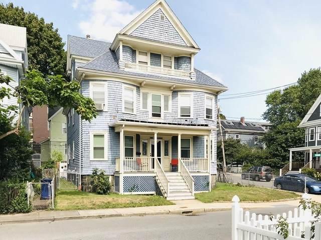 1 Weyanoke St, Boston, MA 02124 (MLS #72727680) :: Parrott Realty Group