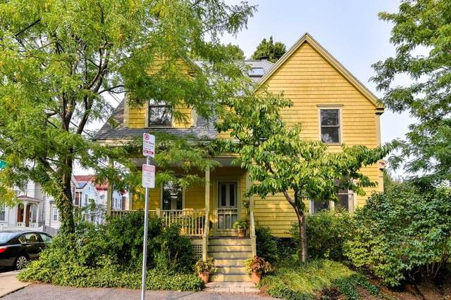 46 Chestnut Ave, Boston, MA 02130 (MLS #72727682) :: Anytime Realty