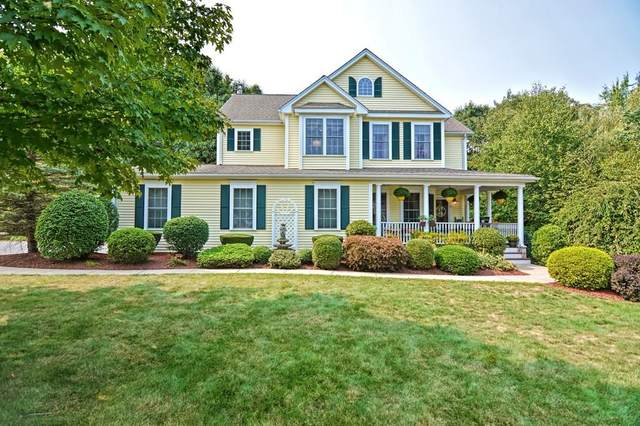 4 Country Club Ln, Hopedale, MA 01747 (MLS #72727737) :: The Duffy Home Selling Team
