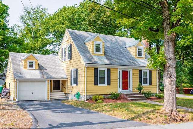 12 Cape Cod Avenue, Reading, MA 01867 (MLS #72727787) :: Exit Realty