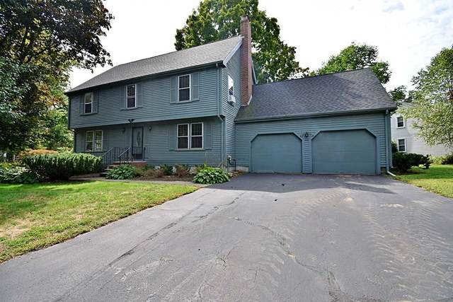 26 Pinecone Ln, Southborough, MA 01772 (MLS #72727832) :: EXIT Cape Realty