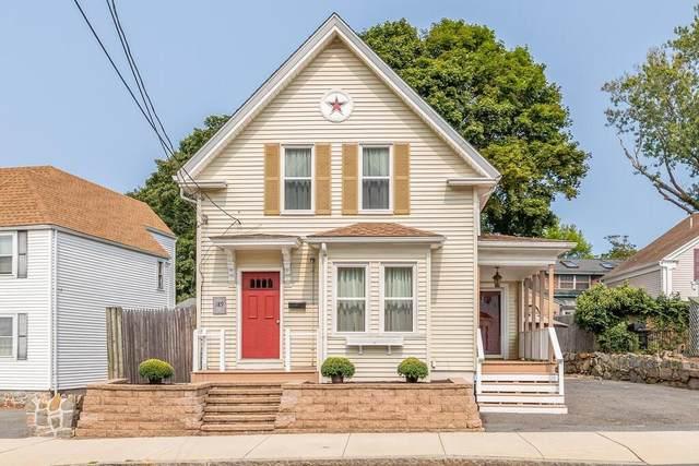 189 Washington St., Gloucester, MA 01930 (MLS #72727856) :: Westcott Properties