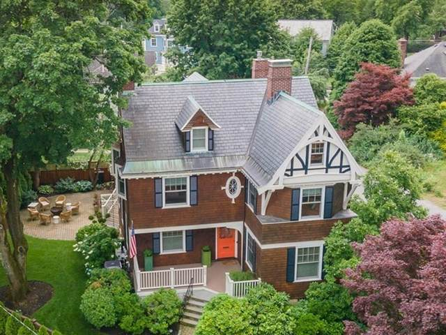700 Commonwealth Ave, Newton, MA 02459 (MLS #72727864) :: Exit Realty