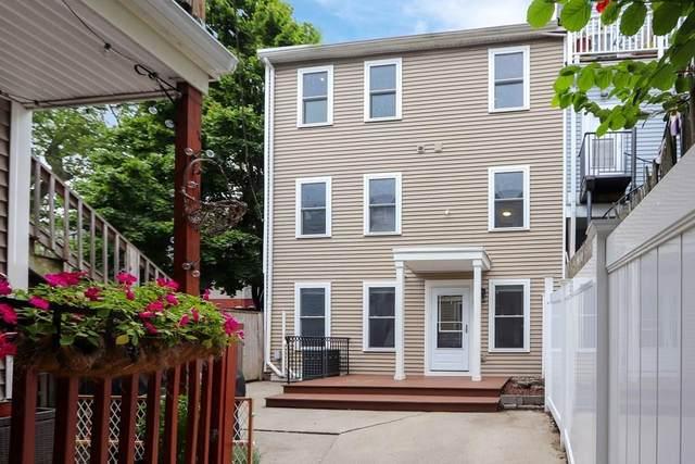 14 Mercer Street #4, Boston, MA 02127 (MLS #72727901) :: Boylston Realty Group