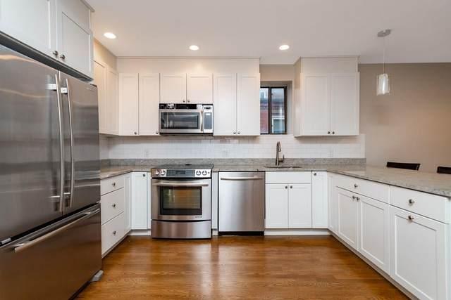 90 Salem St #8, Boston, MA 02113 (MLS #72727954) :: Boylston Realty Group