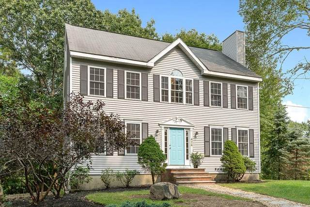 474 Salem Street, North Andover, MA 01845 (MLS #72727971) :: Exit Realty