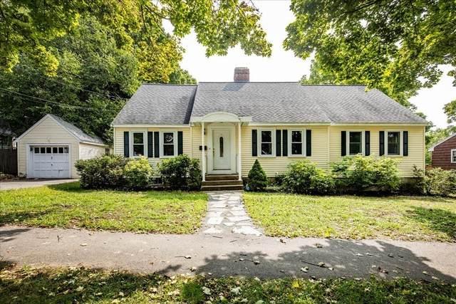 23 Burley Ave, Danvers, MA 01923 (MLS #72728036) :: Zack Harwood Real Estate | Berkshire Hathaway HomeServices Warren Residential