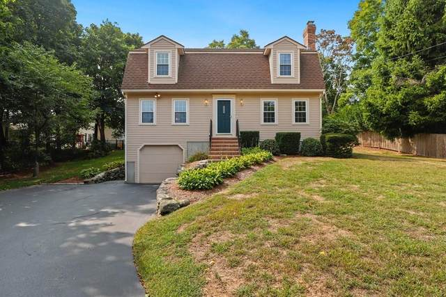 39 Ross Ave, Millis, MA 02054 (MLS #72728041) :: Trust Realty One