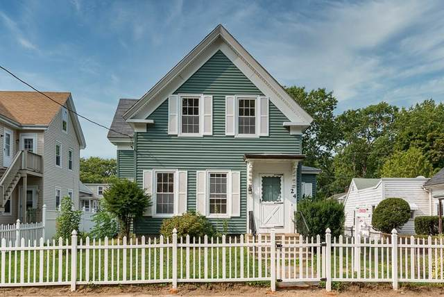 24 Broad St, Weymouth, MA 02188 (MLS #72728076) :: Re/Max Patriot Realty