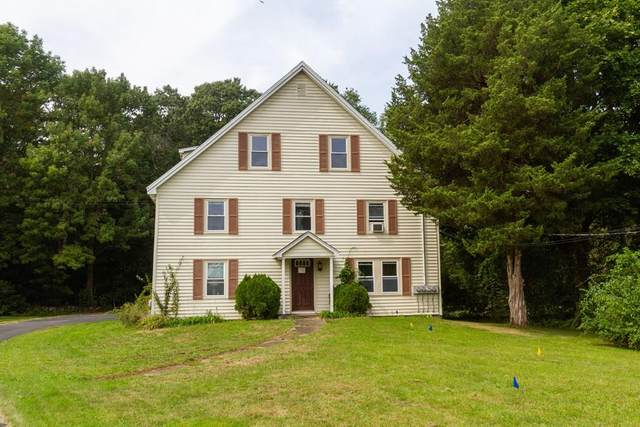 543 Turnpike Street, Easton, MA 02375 (MLS #72728099) :: DNA Realty Group