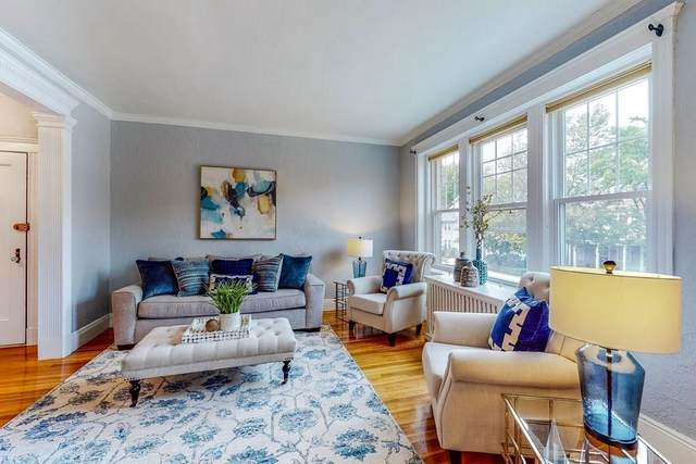576 Washington St #2, Brookline, MA 02446 (MLS #72728100) :: Zack Harwood Real Estate | Berkshire Hathaway HomeServices Warren Residential