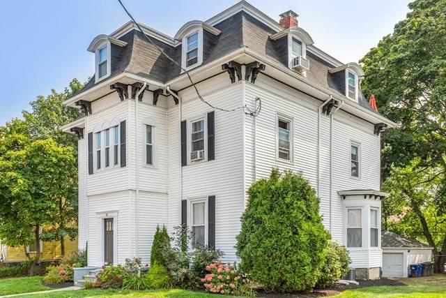 15 Beale St #5, Boston, MA 02124 (MLS #72728116) :: Parrott Realty Group