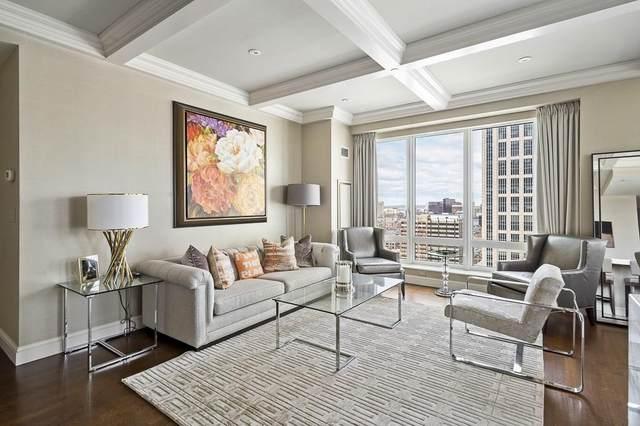 400 Stuart St 20 A, Boston, MA 02116 (MLS #72728126) :: Zack Harwood Real Estate | Berkshire Hathaway HomeServices Warren Residential