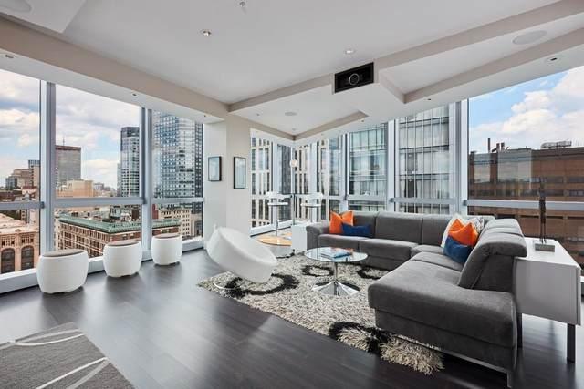 110 Stuart Street 18G, Boston, MA 02116 (MLS #72728136) :: Zack Harwood Real Estate | Berkshire Hathaway HomeServices Warren Residential