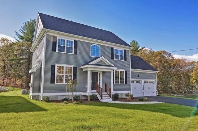 Lot 16 Cooper Farm, Attleboro, MA 02703 (MLS #72728246) :: The Duffy Home Selling Team