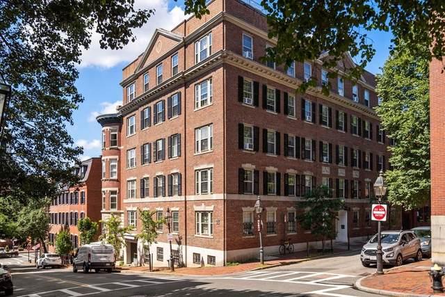 97 Mt Vernon St #33, Boston, MA 02108 (MLS #72728272) :: Parrott Realty Group