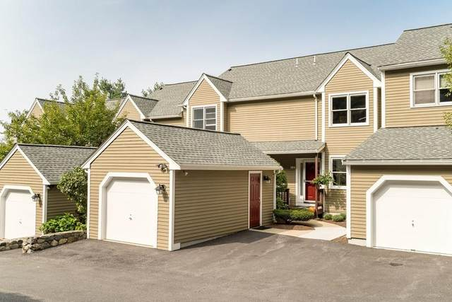 184 Bishops Forest Dr #184, Waltham, MA 02452 (MLS #72728326) :: Boylston Realty Group
