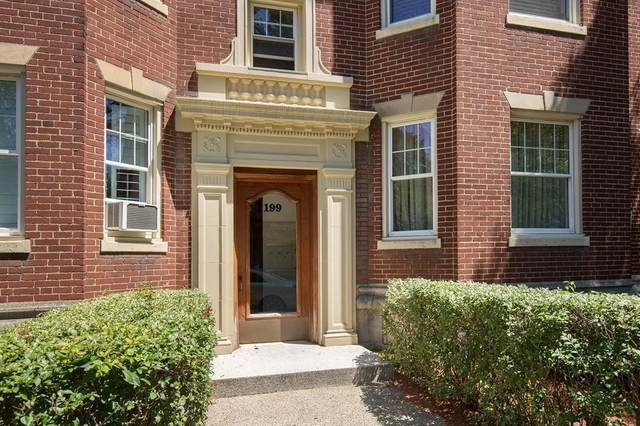 199 Pleasant St #3, Brookline, MA 02446 (MLS #72728341) :: Boylston Realty Group