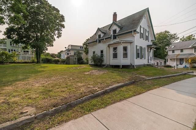 192 Washington St, Gloucester, MA 01930 (MLS #72728378) :: Westcott Properties