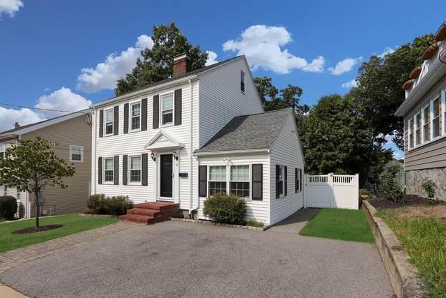 36 Ansonia Rd, Boston, MA 02132 (MLS #72728403) :: Trust Realty One