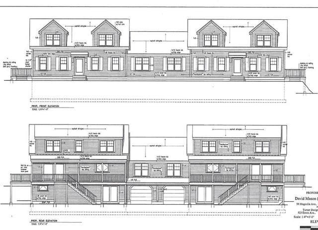 96 Magnolia Avenue A, Gloucester, MA 01930 (MLS #72728424) :: Westcott Properties