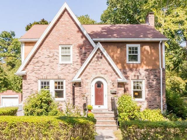46 Clearwater Rd, Brookline, MA 02467 (MLS #72728428) :: The Gillach Group