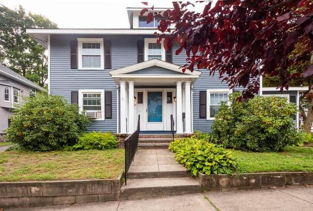 111 Greenwood Street, Wakefield, MA 01880 (MLS #72728443) :: Anytime Realty