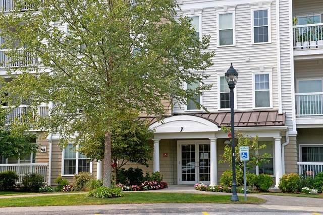 7 Morgan Dr #104, Natick, MA 01760 (MLS #72728469) :: Zack Harwood Real Estate | Berkshire Hathaway HomeServices Warren Residential