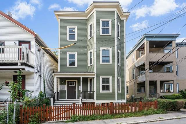 13 Meehan Street #1, Boston, MA 02130 (MLS #72728478) :: Anytime Realty