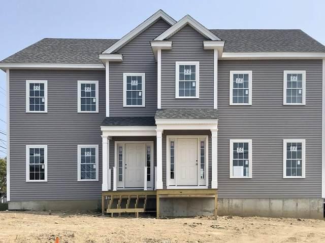 4 Case Dr #2, Revere, MA 02151 (MLS #72728508) :: Cosmopolitan Real Estate Inc.