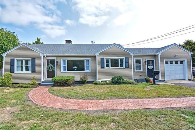 205 Hortonville Rd., Swansea, MA 02777 (MLS #72728511) :: Anytime Realty
