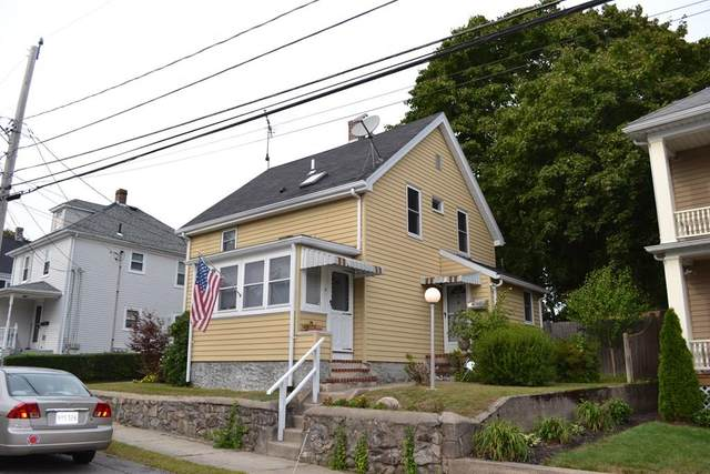 53 Saunders Rd, Norwood, MA 02062 (MLS #72728533) :: Trust Realty One