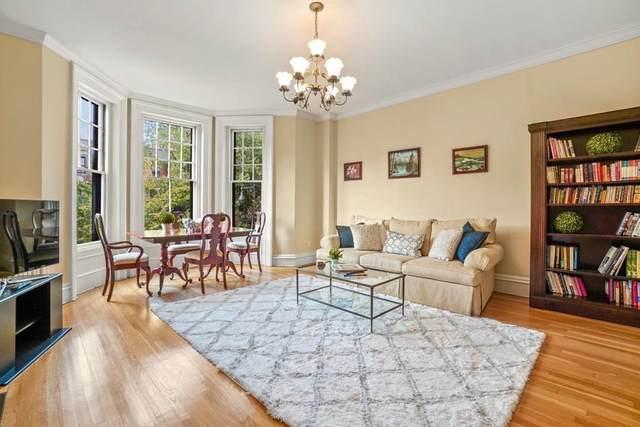 383 Beacon St 2nd Fl, Boston, MA 02116 (MLS #72728555) :: Zack Harwood Real Estate | Berkshire Hathaway HomeServices Warren Residential