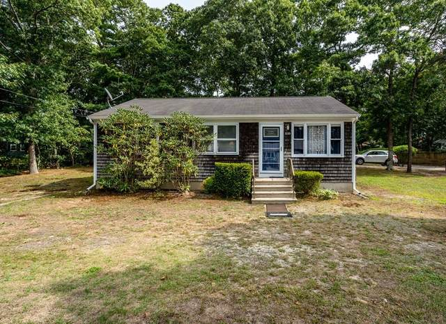 108 Edgewater Dr West, Falmouth, MA 02536 (MLS #72728585) :: The Duffy Home Selling Team