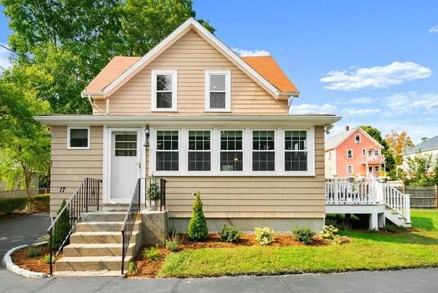 17 Merrifield Place, Norwood, MA 02062 (MLS #72728597) :: Trust Realty One