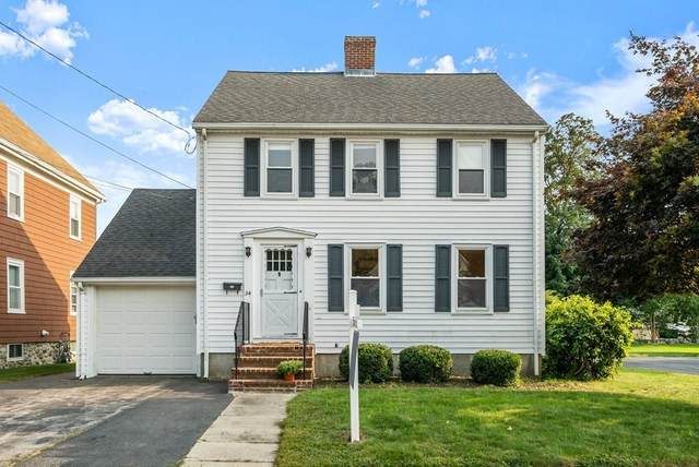 34 North Ave, Norwood, MA 02062 (MLS #72728616) :: Trust Realty One