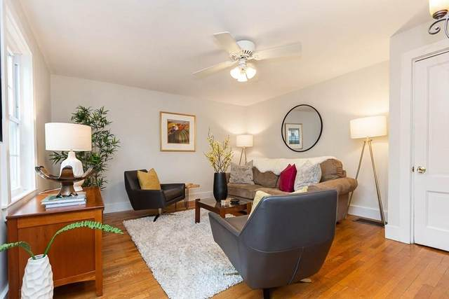 34 School St #34, Newton, MA 02458 (MLS #72728638) :: Anytime Realty