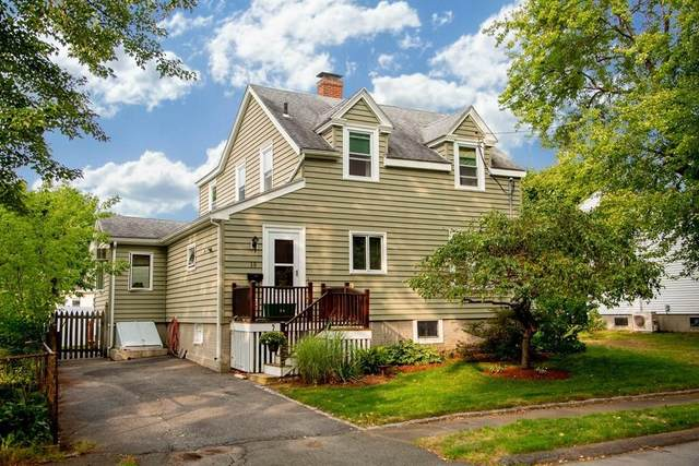 15 Laurel St., Beverly, MA 01915 (MLS #72728676) :: Exit Realty