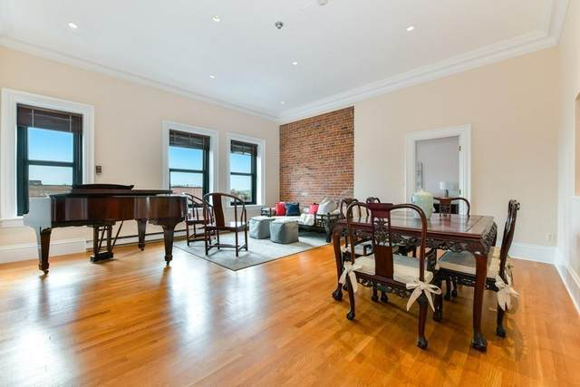 160 Commonwealth Avenue #708, Boston, MA 02116 (MLS #72728692) :: Boylston Realty Group
