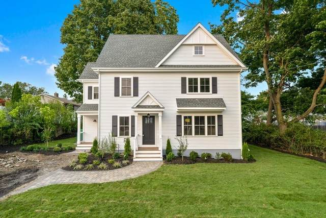 195 Chaffee Ave, Waltham, MA 02453 (MLS #72728693) :: Boylston Realty Group